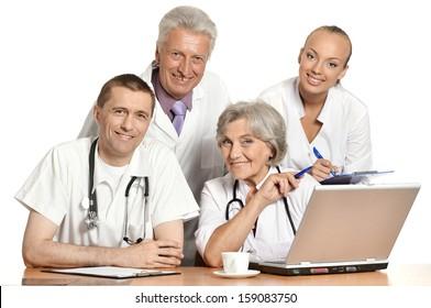 best team of doctors at work