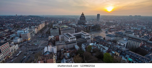 Best view in Brussels ,Brussels, officially the Brussels-Capital Region, is a region of Belgium