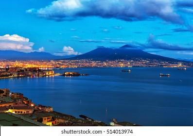 Napoli Notte Images Stock Photos Vectors Shutterstock