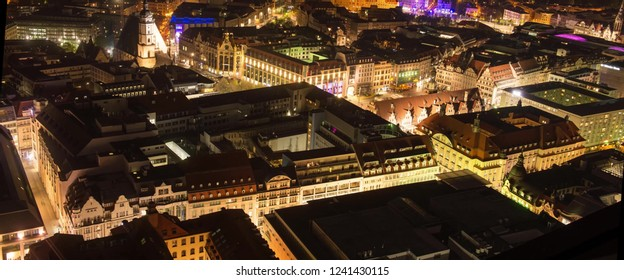 The best views in Leipzig , Germany , Leipzig is a city in the eastern German state of Saxony. On central Marktplatz, the Renaissance old town hall houses the Stadtgeschichtliches Museum Leipzig,