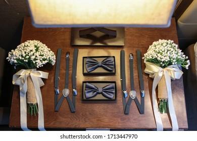 bestman essential item in wedding day