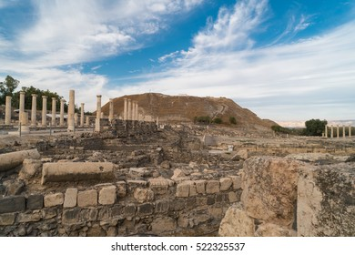 Bet Shean National Park (Scythopolis), Israel