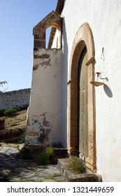 BETANCURIA, SPAIN - CIRCA FEBRUARY 2019 Old monastery Convento de San Buenaventura