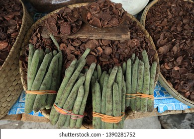 betel and areca nut, betel flower and dried areca nut pieces, one of the characteristics of the people of Sumba and its surroundings