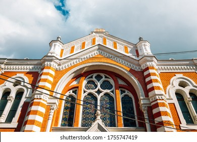 Beth Israel Synagogue in Brasov, Romania