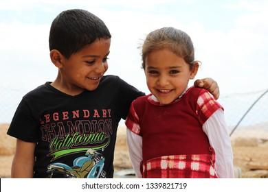 Palestinian Territories Kid/'s T-Shirt Country Flag Map Top Children Boys Girls