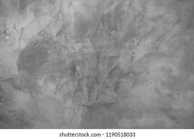 Beton Concrete Cement Wall Grey Tone Loft Style, background space for text