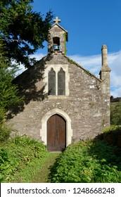 Bettws Chapel, Bryn Arw, Abergavenny, Monmouthshire, Wales