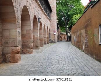 Between The Walls In Nuremberg