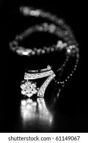 a beuatiful jewelry