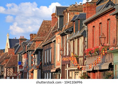 Beuvron-en-Auge, Calvados, Normandy, France
