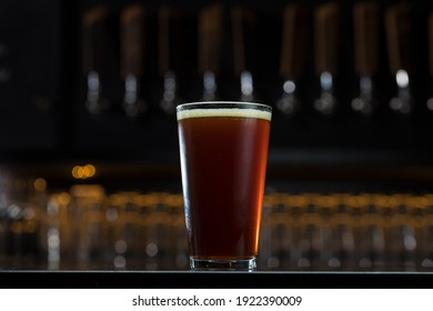 Beverages photographed with studio lighting
