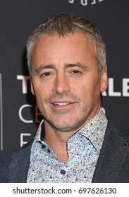 "BEVERLY HILLS - AUG 16:  Matt LeBlanc arrives to the ""Episodes"" The Final Season Premiere Screening  on August 16, 2017 in Beverly Hills, CA"