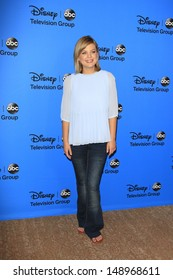 BEVERLY HILLS - AUG 4: Kirsten Storms at the 2013 Television Critics Association's Summer Press Tour - Disney/ABC Party at The Beverly Hilton Hotel on August 4, 2013 in Beverly Hills, California