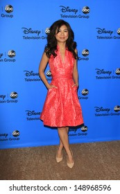 BEVERLY HILLS - AUG 4: Liza Lapira at the 2013 Television Critics Association's Summer Press Tour - Disney/ABC Party at The Beverly Hilton Hotel on August 4, 2013 in Beverly Hills, California