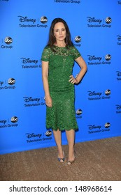 BEVERLY HILLS - AUG 4: Madeleine Stowe at the 2013 Television Critics Association's Summer Press Tour - Disney/ABC Party at The Beverly Hilton Hotel on August 4, 2013 in Beverly Hills, California