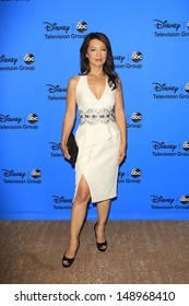 BEVERLY HILLS - AUG 4: Ming Na at the 2013 Television Critics Association's Summer Press Tour - Disney/ABC Party at The Beverly Hilton Hotel on August 4, 2013 in Beverly Hills, California