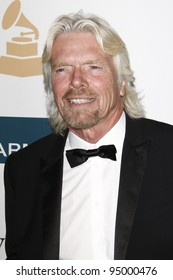 BEVERLY HILLS, CA - FEB 11: Richard Branson at the Clive Davis and the Recording Academy's 2012 Pre-GRAMMY Gala on February 11, 2012 in Beverly Hills, California