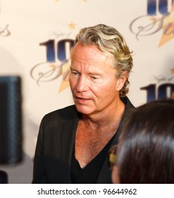 BEVERLY HILLS, CA - FEBRUARY 26: Actor John Savage arrives for Norby Walters' 22nd Annual Night Of 100 Stars event held at The Beverly Hills Hotel on February 26, 2012 in Beverly Hills, California.