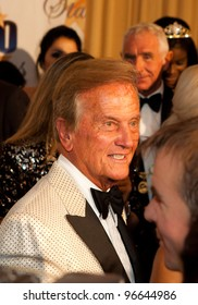 BEVERLY HILLS, CA - FEBRUARY 26: Singer Pat Boone arrives for Norby Walters' 22nd Annual Night Of 100 Stars event held at The Beverly Hills Hotel on February 26, 2012 in Beverly Hills, California.