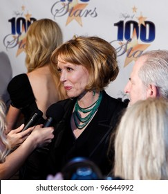 BEVERLY HILLS, CA - FEBRUARY 26: Actress Susan Blakely arrives for Norby Walters' 22nd Annual Night Of 100 Stars event held at The Beverly Hills Hotel on February 26, 2012 in Beverly Hills, CA.