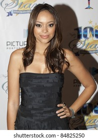 BEVERLY HILLS, CA - MARCH 7: Amber Stevens attend the 20th Annual Night of 100 Stars Awards Gala on March 7, 2010 in Beverly Hills, CA.
