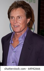 BEVERLY HILLS, CA - NOVEMBER 11: TV Personality Bruce Jenner, arriving to the Endless Youth & Life store opening celebration, on November 11, 2010 in Beverly Hills, CA
