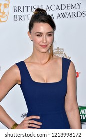 BEVERLY HILLS, CA. October 26, 2018: Madeline Zima at the 2018 British Academy Britannia Awards at the Beverly Hilton Hotel.