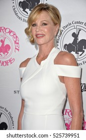 BEVERLY HILLS, CA. October 8, 2016: Melanie Griffith at the 2016 Carousel of Hope Ball at the Beverly Hilton Hotel.