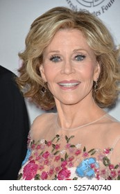 BEVERLY HILLS, CA. October 8, 2016: Jane Fonda at the 2016 Carousel of Hope Ball at the Beverly Hilton Hotel.