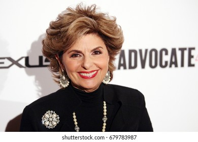 Beverly Hills, CA , USA; March 29, 2012;  Gloria Allred arrives to the The Advocate 45th Presented by Lexus.