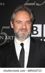 Beverly Hills, CA, USA; November 8, 2012; Sam Mendes arrives to the BAFTA Los Angeles Britannia Awards in Beverly Hills, California