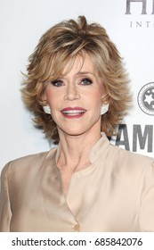 Beverly Hills, CA, USA; September 21, 2012; Jane Fonda arriving to Heifer International Hosts 'Beyond Hunger: A Place at the Table' in Beverly Hills, California.