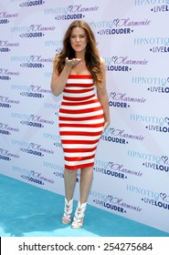BEVERLY HILLS, CALIFORNIA - Monday May 22, 2013. Khloe Kardashian Odom at the Khloe Kardashian Odom's HPNOTIQ Glam Louder Program Launch held at the Mr. C Beverly Hills in Beverly Hills, Los Angeles.