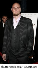 """BEVERLY HILLS, CALIFORNIA. October 10, 2006. Augusten Burroughs at the World Premiere of """"Running with Scissors"""" held at the Academy of Motion Picture Arts and Sciences in Beverly Hills, USA."""