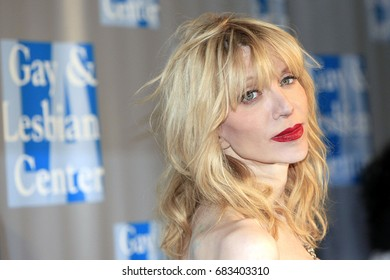 Beverly Hills, California, USA; May 19, 2012;  Courtney Love arrives to the L.A. Gay & Lesbian Center's An Evening With Women.
