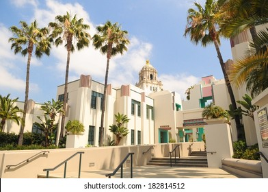 Beverly Hills City Hall in southern California