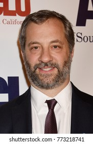 "BEVERLY HILLS - DEC 3:  Judd Apatow arrives to the ACLU SoCal Annual ""Bill Of Rights"" Dinner on December 3, 2017 in Beverly Hills, CA"