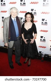 BEVERLY HILLS - FEB 7:  Hal Holbrook, stepdaughter Ginna Carter at the AARP Magazine's 10th Annual Movies For Grownups Awards at the Beverly Wilshire Hotel, Beverly Hills, CA on February 7, 2011.