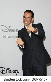 BEVERLY HILLS - JUL 27: Helio Castroneves at the 2012 Disney and ABC TCA Summer Press Tour at the Beverly Hilton Hotel on July 27, 2012 in Beverly Hills, California