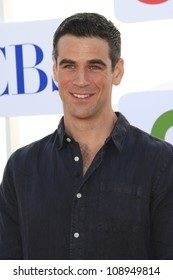 BEVERLY HILLS - JUL 29: Eddie Cahill at the 2012 TCA CBS, Showtime and The CW Summer Press Tour party on July 29, 2012 in Beverly Hills, California