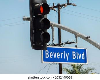 Beverly hills LA America Travel holiday