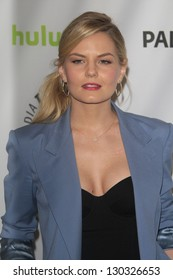 """BEVERLY HILLS - MAR 3:  Jennifer Morrison at the """"Once Upon A Time"""" PaleyFEST Event at the Saban Theater on March 3, 2013 in Beverly Hills, California"""