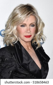 """BEVERLY HILLS - NOV 19:  Donna Mills arrives to the Associates For Breast and Prostate Cancer Studies Annual """"Talk Of The Town"""" Gala  on November 19, 2016 in Los Angeles, CA"""