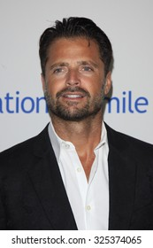 BEVERLY HILLS - OCT 2: David Charvet at the Operation Smile's 2015 Smile Gala  on October 2, 2015 at the Beverly Wilshire Four Seasons Hotel in Beverly Hills, CA.