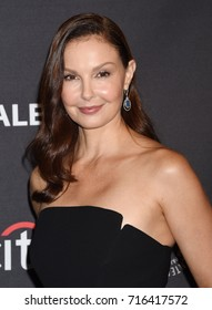 "BEVERLY HILLS - SEP 16:  Ashley Judd arrives to the ""Berlin Station"" - PaleyFest Fall Preview  on September 16, 2017 in Beverly Hills, CA"