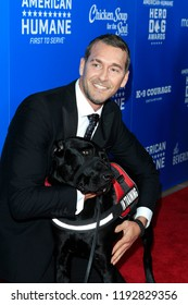 BEVERLY HILLS - SEP 29: Brandon McMillan at the 2018 American Humane Hero Dog Awards at The Beverly Hilton Hotel on September 29, 2018 in Beverly Hills, California