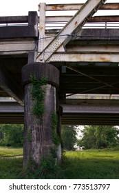 Bevil Jarrell Memorial Bridge in Humble, Texas.