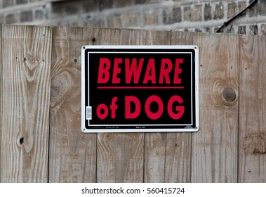 White//Black House Garden Plaque Beware of The Jack Russell Dog Sign