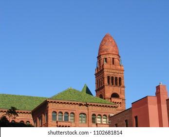 Bexar County District Court in San Antonio, Texas, USA